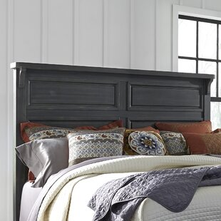 Hoban Panel Headboard by Gracie Oaks