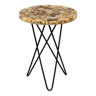 Brackettl Agate End Table