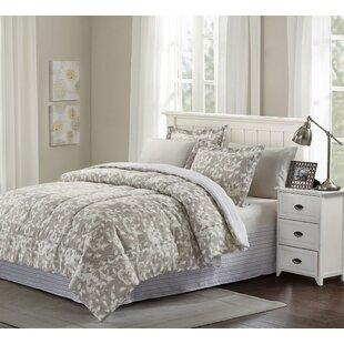 Biwabik Reversible Comforter Set