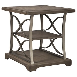 Tammi End Table by Canora Grey