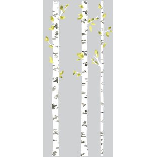 Tryon Birch Trees Wall Decal