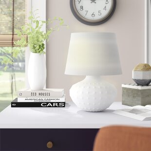 Read Reviews Rosemarie 12 Table Lamp By Zipcode Design