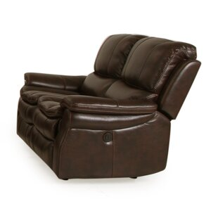 Fontanelle Dual Power Reclining Loveseat ..