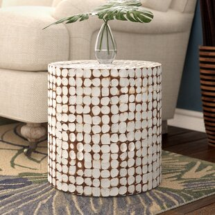 Kathline Coco End Table by Beachcrest Home