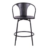 Rigsby Swivel Bar & Counter Stool by Union Rustic