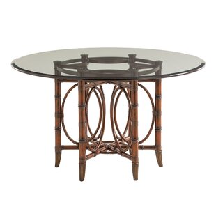 Tommy Bahama Home Coral Sea Rattan Dining Table