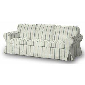 3-Sitzer Schlafsofa-Bezug Avinon von Dekoria