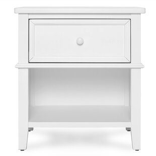 Price comparison Universal 1 Drawer Nightstand by Evolur Reviews (2019) & Buyer's Guide