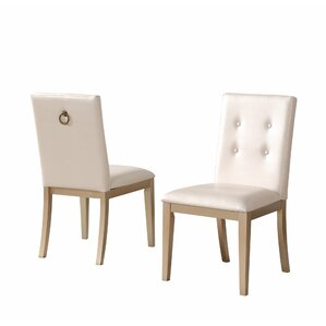 Anguiano Side Chair (Set of 2) by Everly Quinn