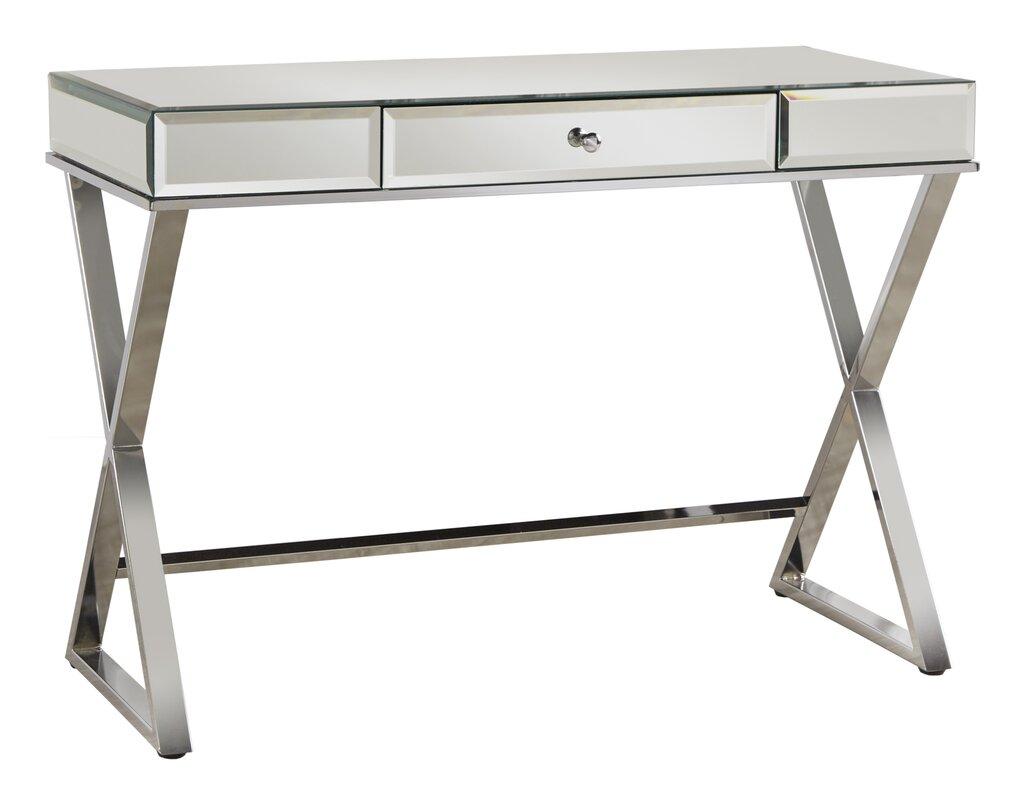 the white campaign desks ameriwood home desk ideas medford depot graphite gray