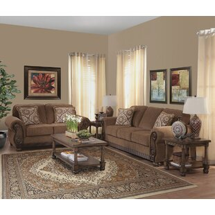 Comparison Emiko Configurable Living Room Set by A&J Homes Studio Reviews (2019) & Buyer's Guide