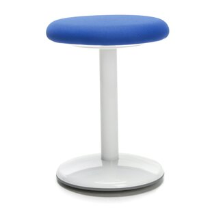 Orbit Active Fabric Industrial Stool