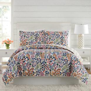 Petite Floral Quilt