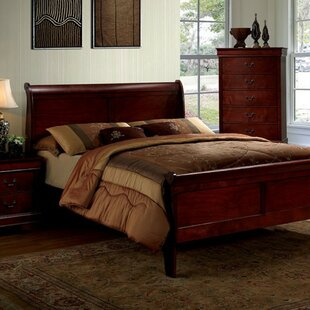 Look for Staats Sleigh Bed by Charlton Home Reviews (2019) & Buyer's Guide