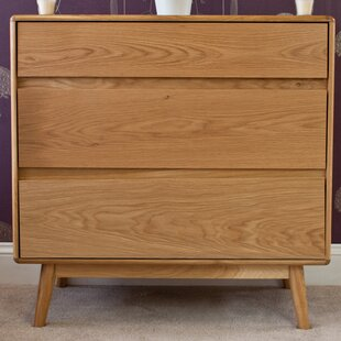 Madelina 3 Drawer Chest Of Drawers By Corrigan Studio