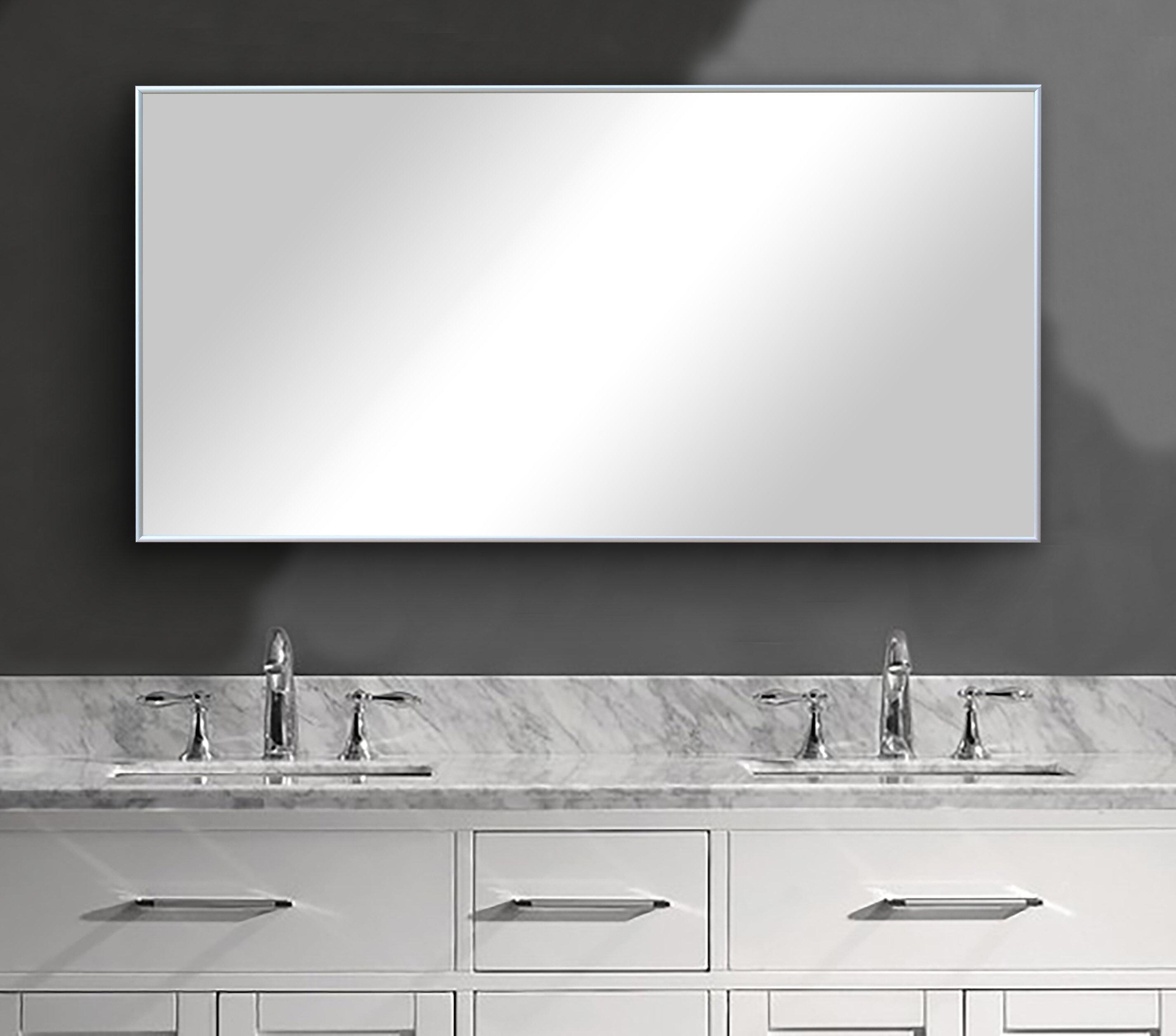 Allmodern Romeo Lynne Large Modern Contemporary Full Length Mirror Reviews Wayfair