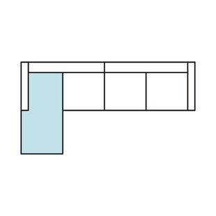 Lorenzo 124 Reclining Corner Sectional by Palliser Furniture