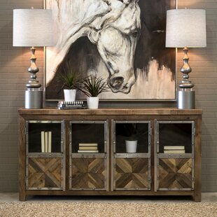 Rishel 4 Door Sideboard by Loon Peak