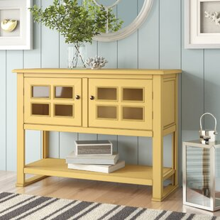 Beachcrest Home Aisley Console Table
