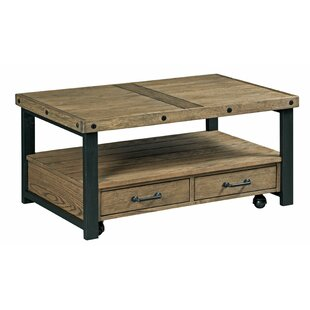 Grovetown Coffee Table With Storage By Gracie Oaks