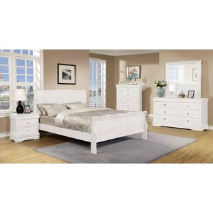 Analisa 5 Piece Bedroom Set By Brambly Cottage