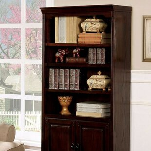 Debbi Transitional Standard Bookcase Darby Home Co