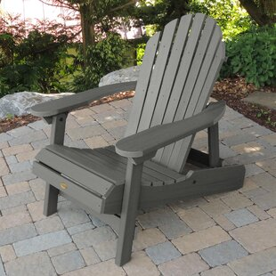 Breakwater Bay Amiya Plastic Folding Adirondack Chair