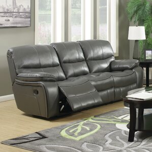 Kallen Reclining Sofa by Darby Home Co