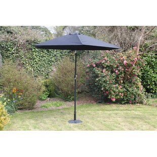 Mckean 2.7m Traditional Parasol By Sol 72 Outdoor