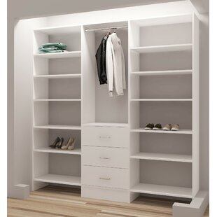 Shop for Demure Design 75W Closet System By TidySquares Inc.