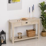 Powellsville 47.25 Console Table by Gracie Oaks