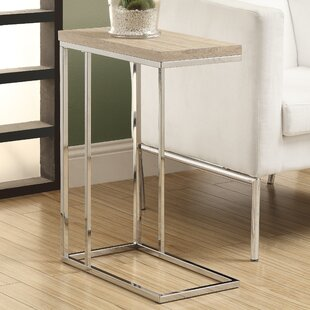 Thaxted End Table by Wrought Studio
