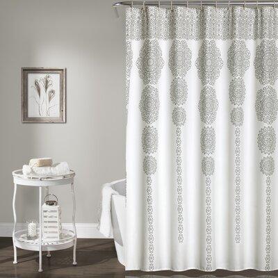 white linen shower curtain. Nemeara Shower Curtain Reva Belgian Linen  Reviews Birch Lane