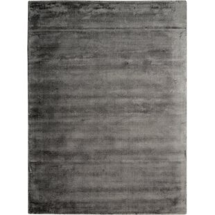 Find Lunar Hand-Woven Luminescent Rib Onyx Area Rug By Calvin Klein