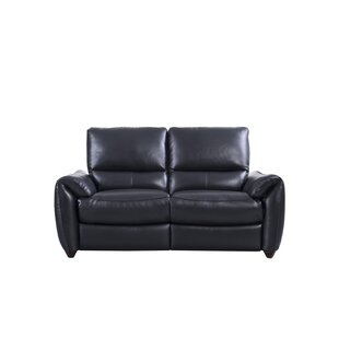 Ouellette Reclining Loveseat by Orren Ellis
