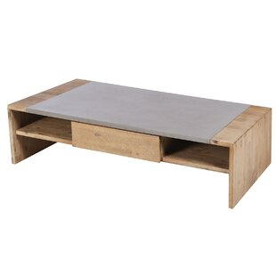 Chanelle Coffee Table with Storage