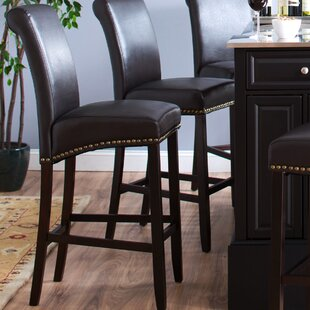 Rivoli 30 Bar Stool (Set of 2) Alcott Hill