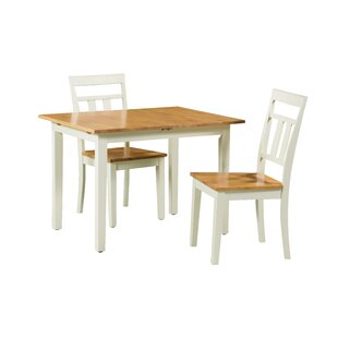 Shipe 3 Piece Dining Set August Grove