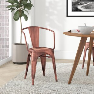 Carol Industrial Dining Chair by Ivy Bronx