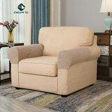Arainy Box Cushion Sofa Slipcover (Set of 2) by Winston Porter
