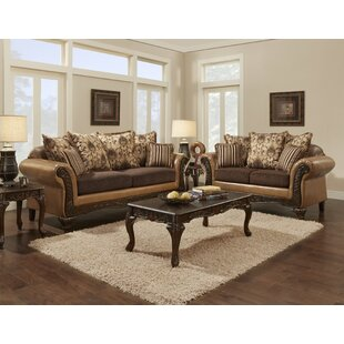 Violetta Bronze Loveseat