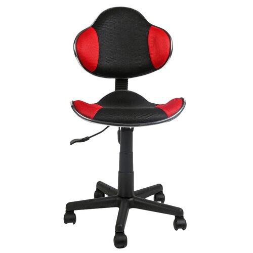 Drehstuhl Bastian | Büro > Bürostühle und Sessel  > Bürostühle | Schwarz / rot | Caracella