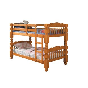 Rayna Twin Bunk Bed with Drawers