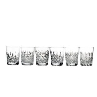 Lismore Connoisseur 6 Piece 14 oz. Crystal Cocktail Glass Set
