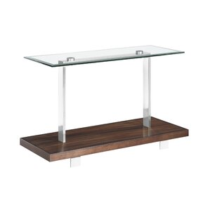 Orren Ellis Clegg Contemporary Console Table