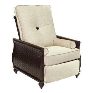 French Quarter 3 Position Patio Chair with Cushion