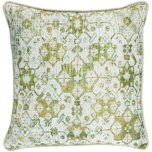 Gardner Cotton Throw Pillow
