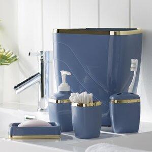 Wayfair Basics 5 Piece Bathroom Accessory Set (Set of 5)