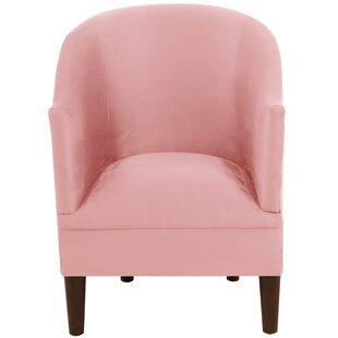 Lucille Barrel Chair by Skyline Furniture