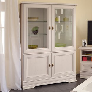 Parisot Elise Glass Door Standard China Cabinet